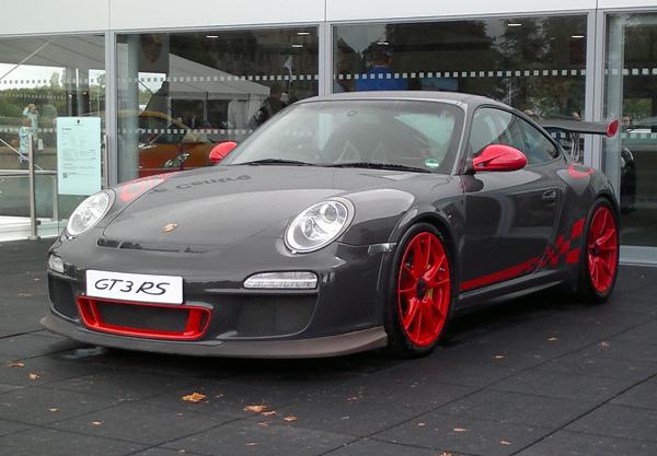 Porsche 50th Anniversary Festival –  Cirencester