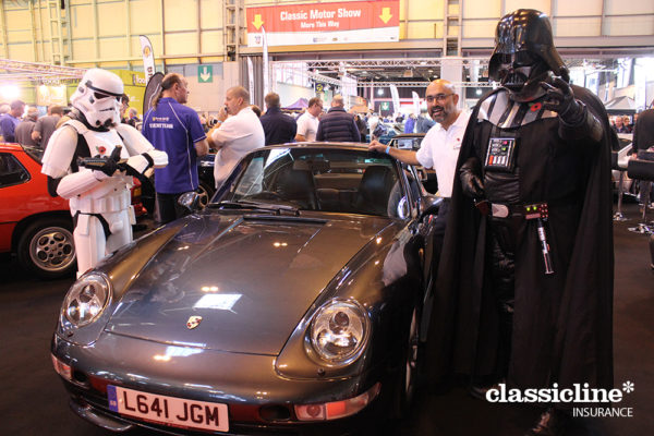 Richard Addison PhotographyClassic Motor Show , NEC Birmingham 11th Novemeber 2016.www.addo-pix.comPhotograph by Richard Addison