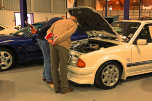 There are opportunities to inspect cars before the auction starts, so make the most of it.