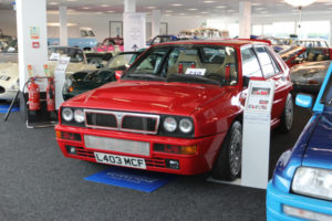The Lancia Integrale holds the top spot in values for modern classics, but how long will it last?