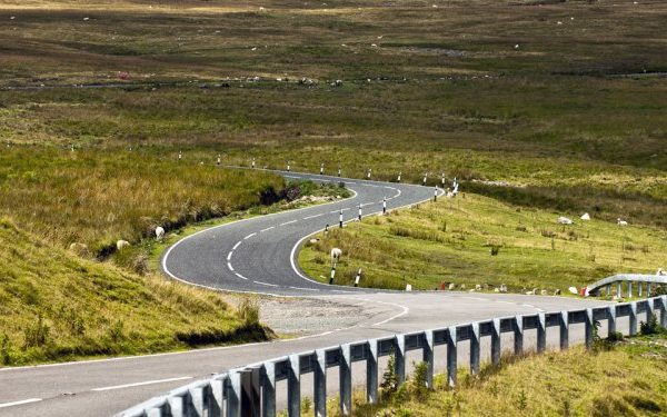 Sweeping hairpins and fabulous views, the Black Mountain Pass has it all.