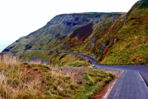 Drive to the Giant's Causeway via one of the most scenic routes in Europe.