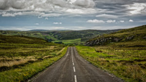 Over 500 miles of driving adventure in Scotland.