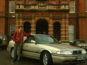 World's most boring car! Alan Partridge's beige Rover