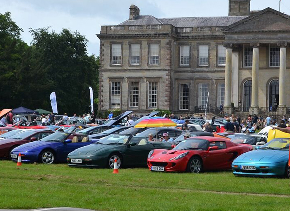 ClassicLine Takes To The Road With Sponsorship Deal Classicline - Show car sponsorship