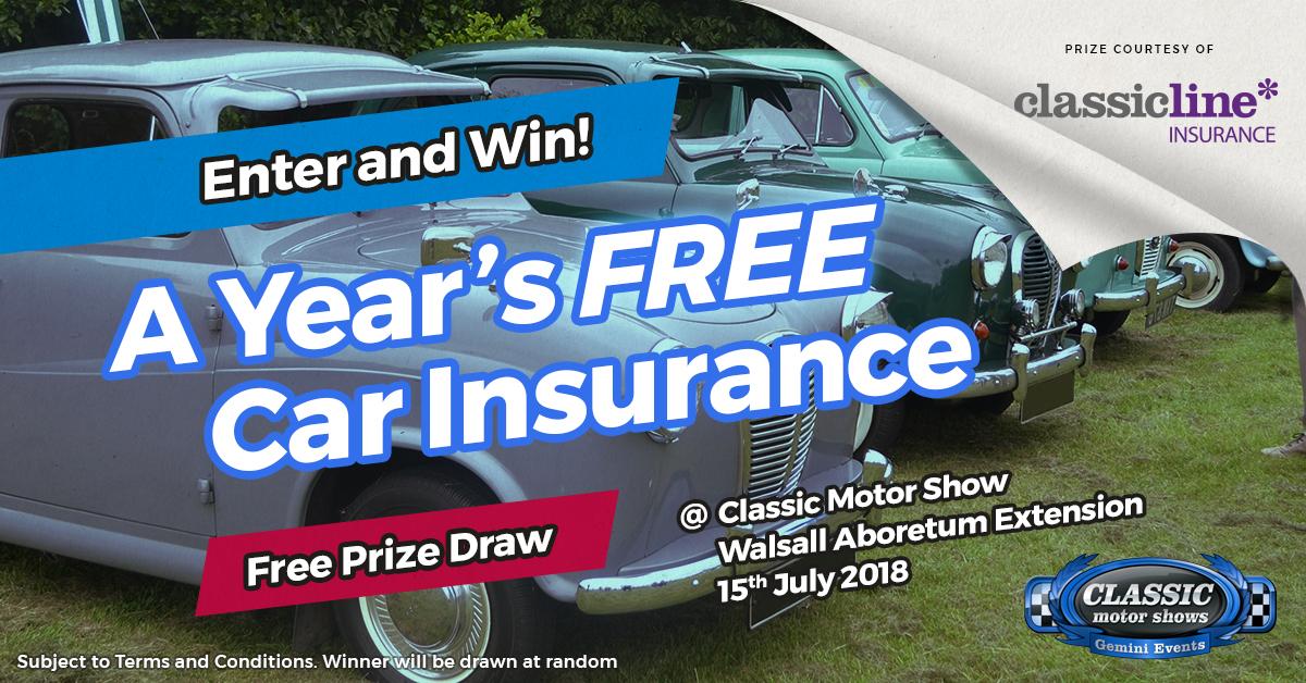 Free car giveaways 2018 uk