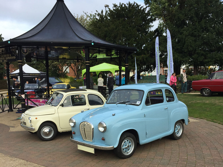 Hinckley Classic Car Show Classicline Insurance - Hot rod show 2018