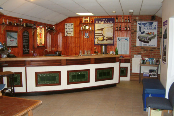 Herald Members Bar