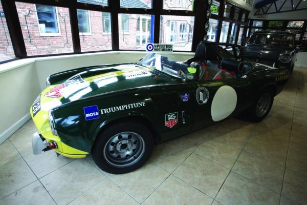 Race Spitfire HQ