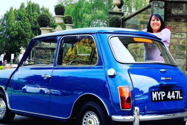 1973 Austin Mini Clubman – 'Lily'