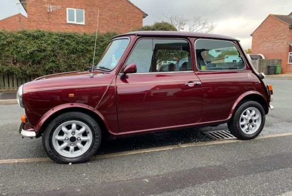 1989 Austin Rover Mini Thirty