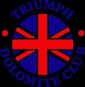 Triumph Dolomite Club Logo