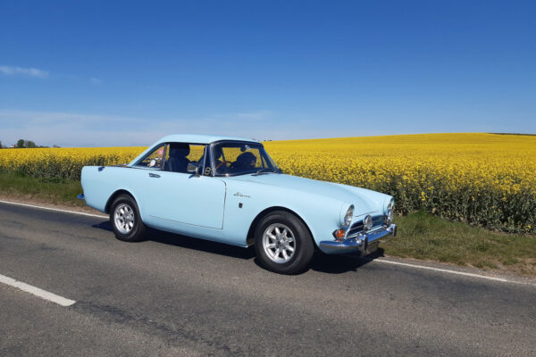 David-Clark---Please-find-attached-a-couple-of-photos-taken-on-Drive-it-Day-between-Wallingford-and-Goring,-of-my-1966-Sunbeam-Alpine-GT-(KYD-70D).