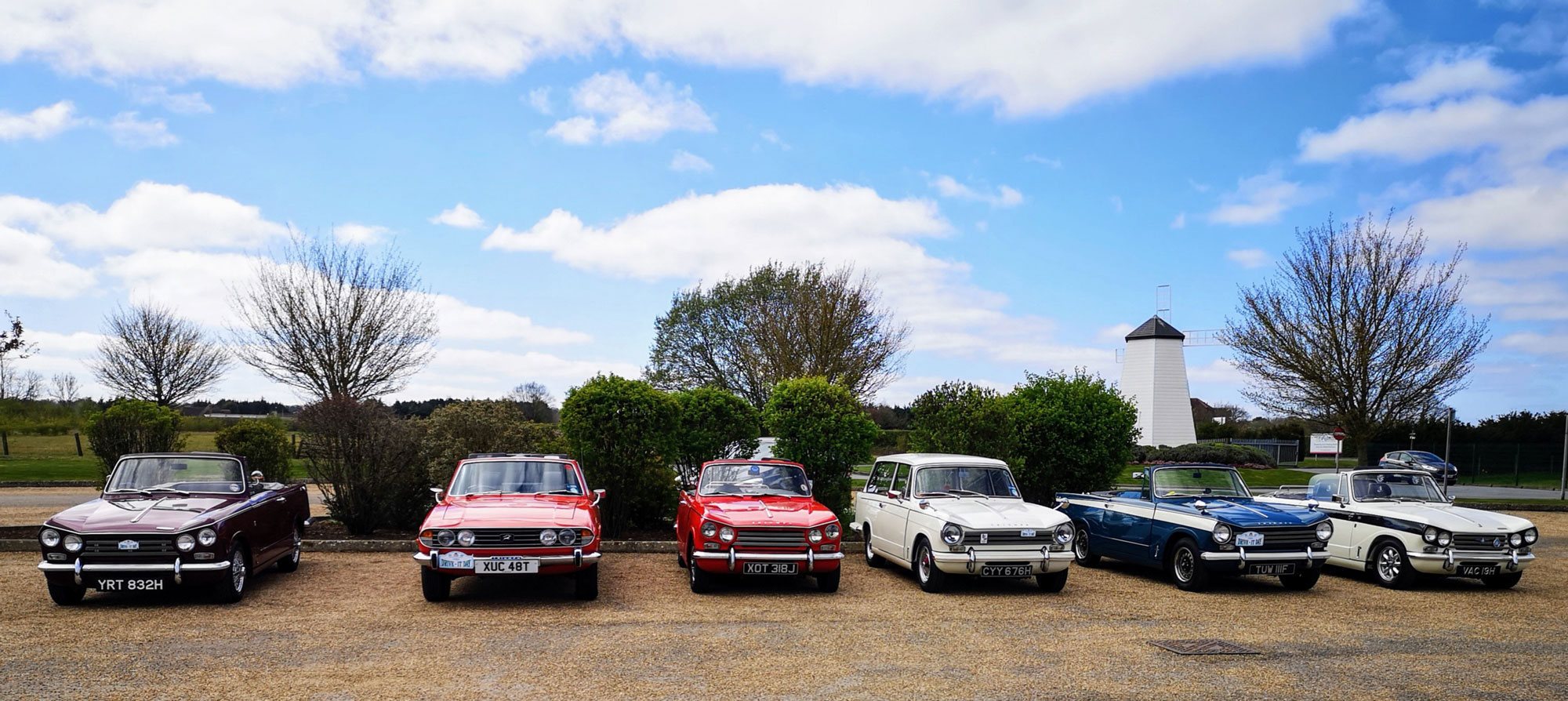 Your Drive It Day Photos 2021