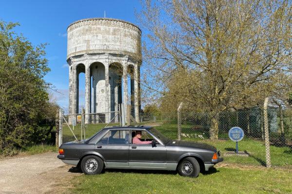 Leigh Marsden - Taken at Mursley water tower, Milton Keynes
