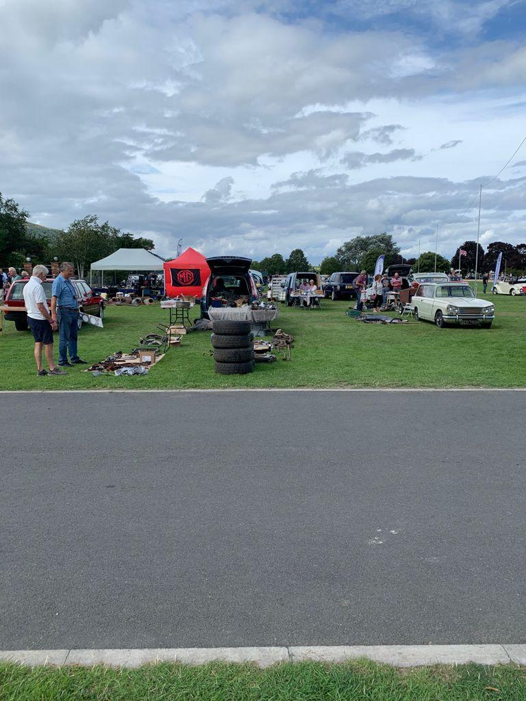 Triumph-ant Weekend at Malvern Showground!